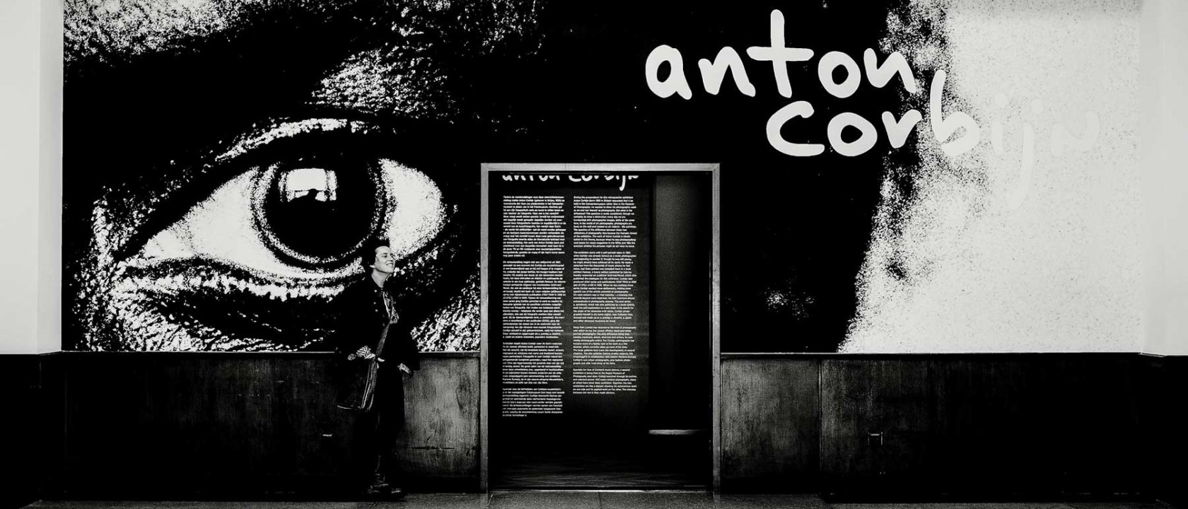Anton Corbijn exhibition